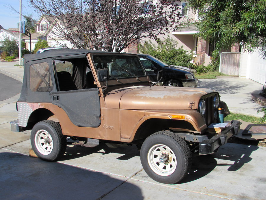 Jeep Cj Ke Line Diagram