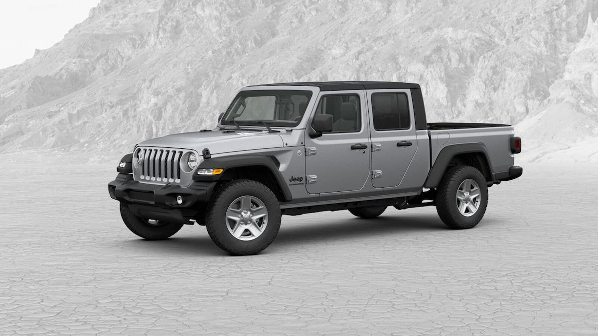 Max Tow Package Details Now Available  2020 Jeep Gladiator JT News and Forum