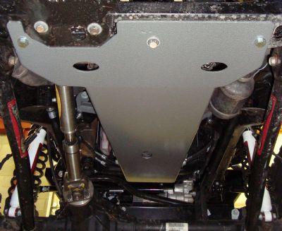 MORE Jeep JK Oil Pan Amp Transmission Skidplate JKOPSP