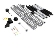 Rubicon Express 2.5in Standard coil system W/ Mono Tube