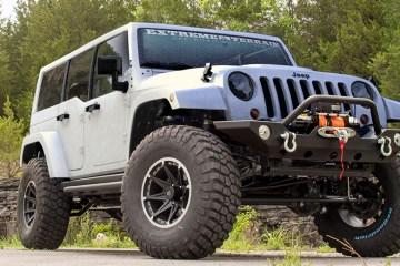 Jeep Wrangler Tire Compare 33 Vs 35 Vs 37