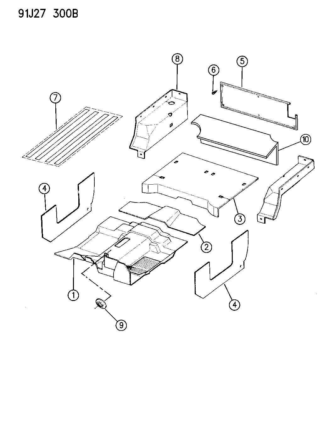 1991 Jeep Yj Parts Diagram Seat. Jeep. Auto Wiring Diagram