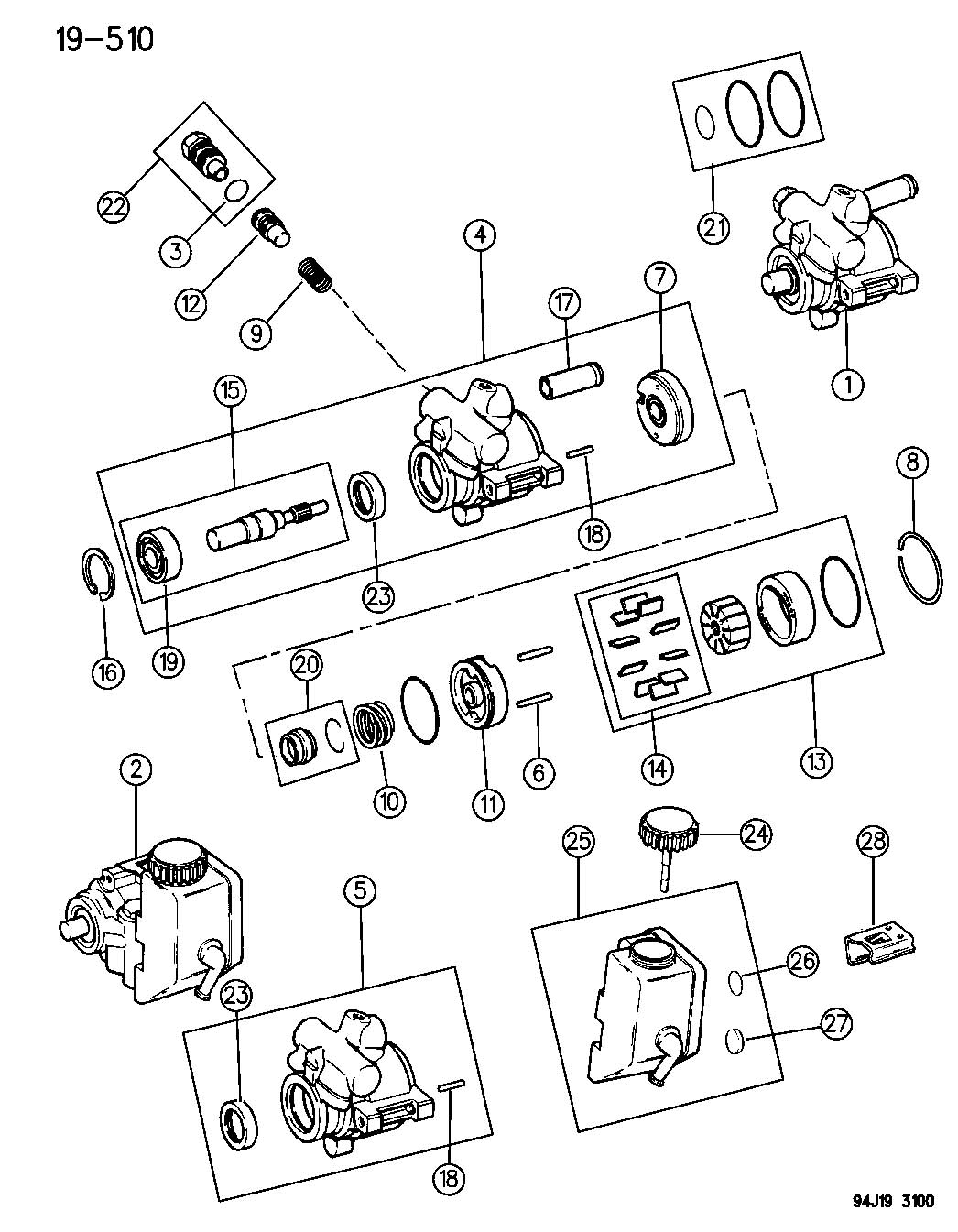 jeep grand cherokee diesel jeep wrangler steering parts diagram