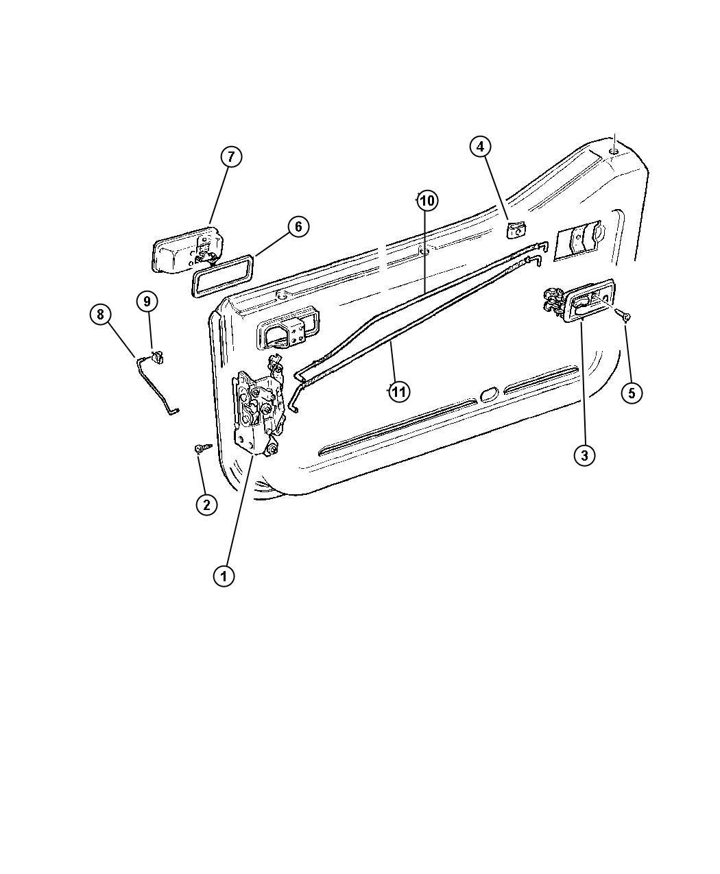 2007 jeep wrangler parts diagram 5 lead placement yj exterior imageresizertool com