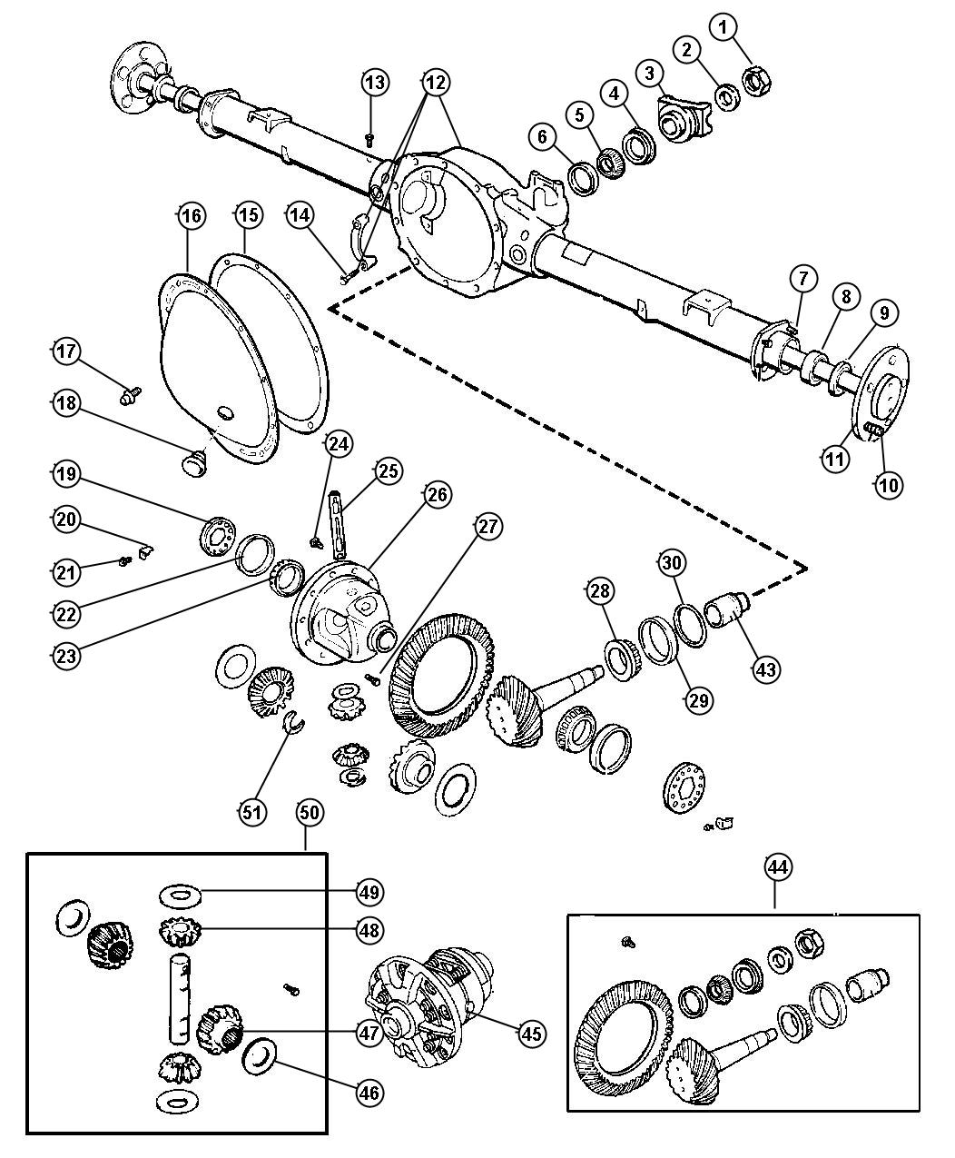 1996 Jeep Cherokee Parts Front Brakes Diagram