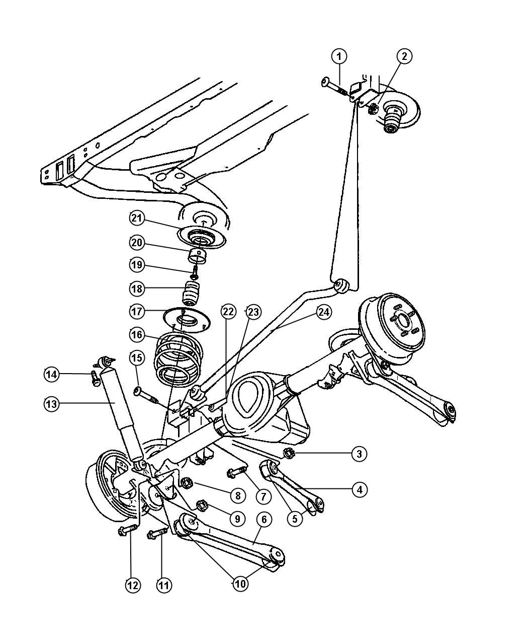 Where Can You Find An Exploded View Of The Front