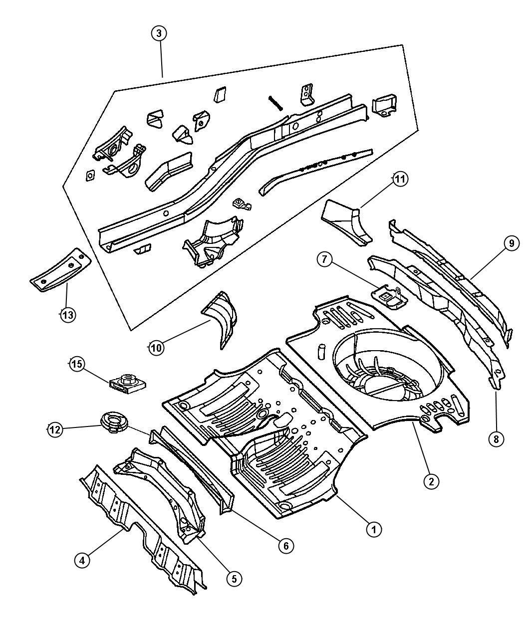 2008 Jeep Patriot Fuel Tank | Wiring Diagram Database