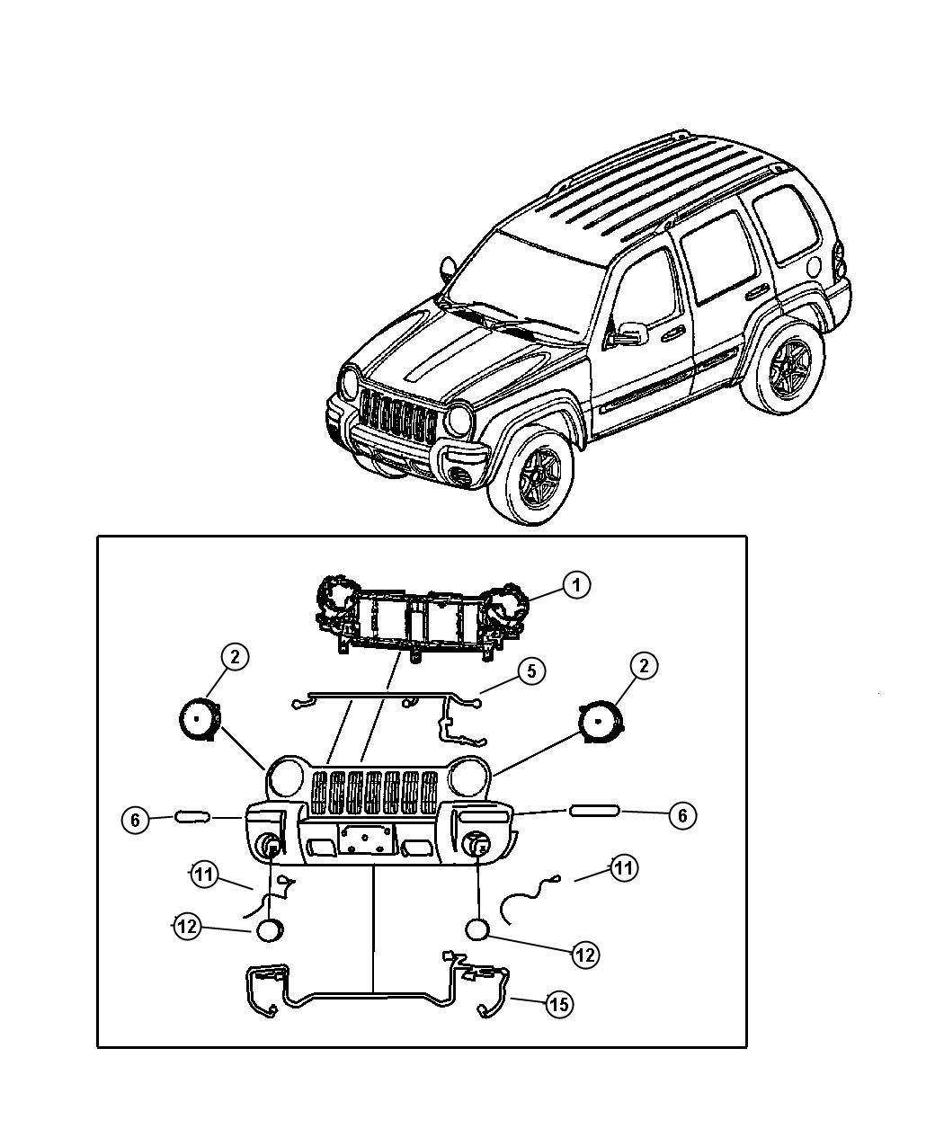2 Bulb Lamp Wiring Diagram