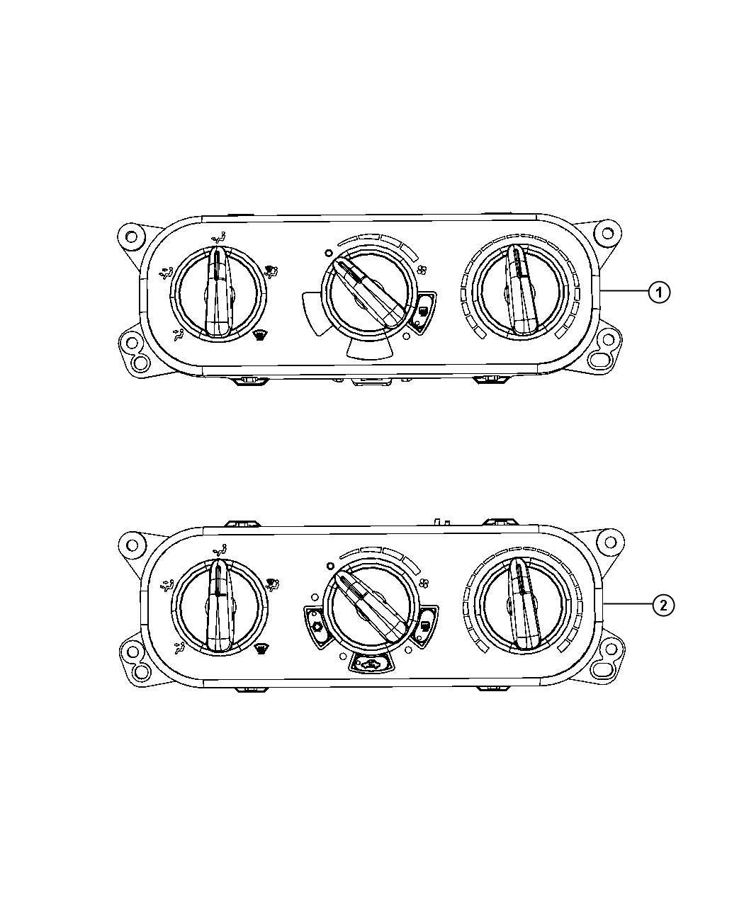 [DIAGRAM] 2001 Jeep Wrangler Heater Control Panel Wiring