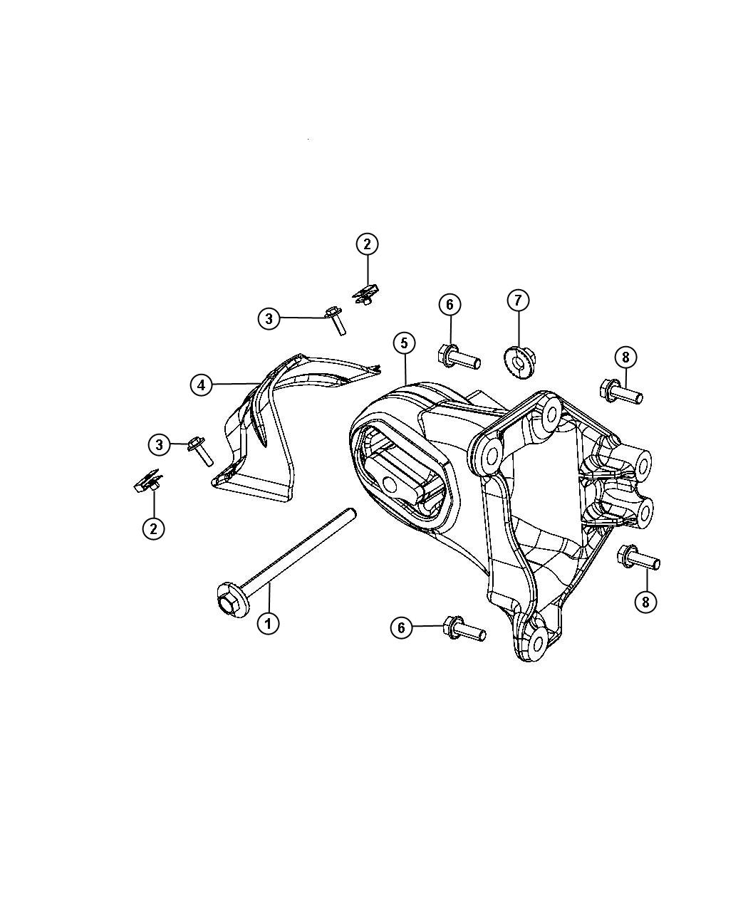Jeep Wrangler Nut Used For Nut And Coned Washer