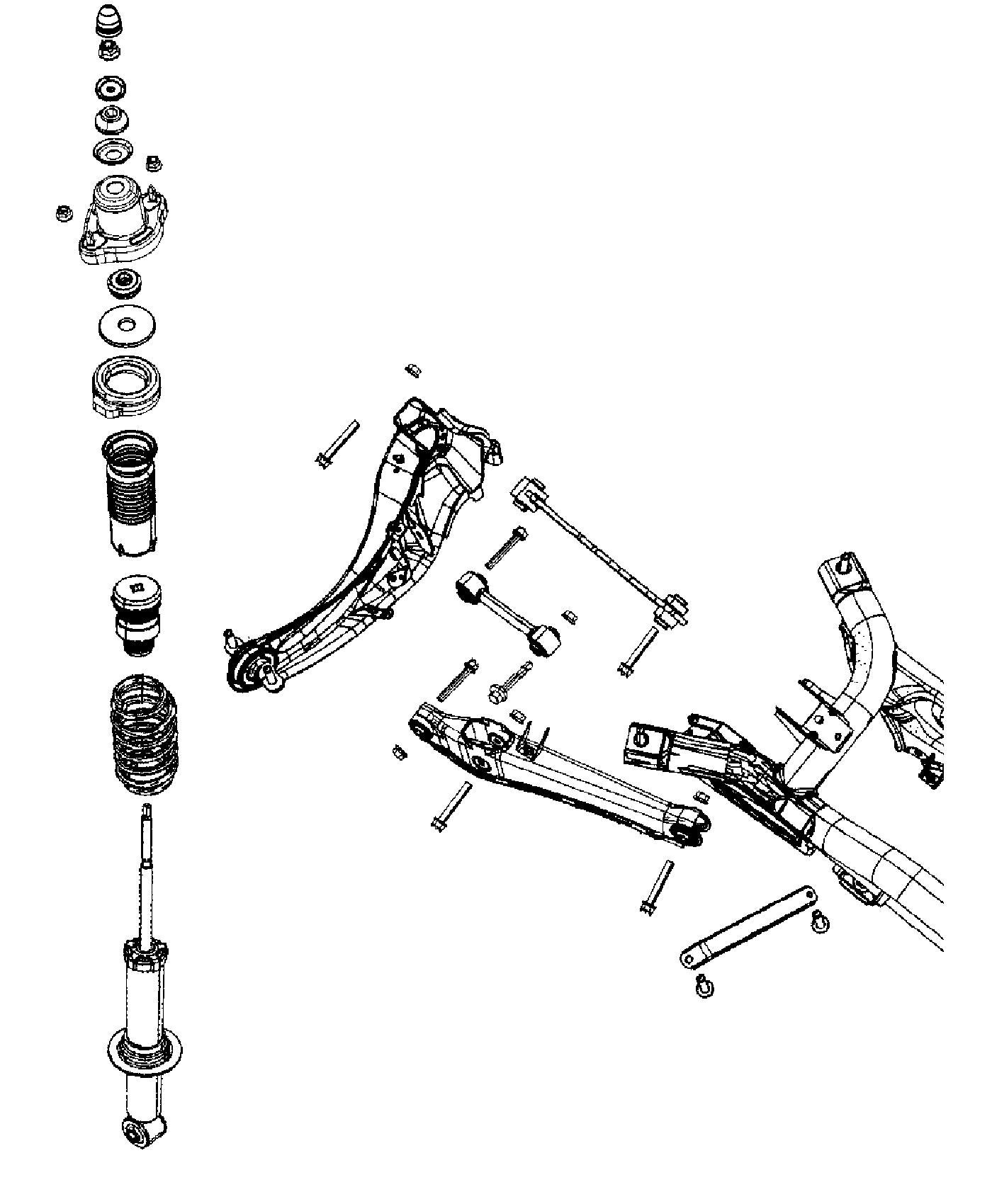 Jeep Suspension Diagram - Wiring Diagrams List on