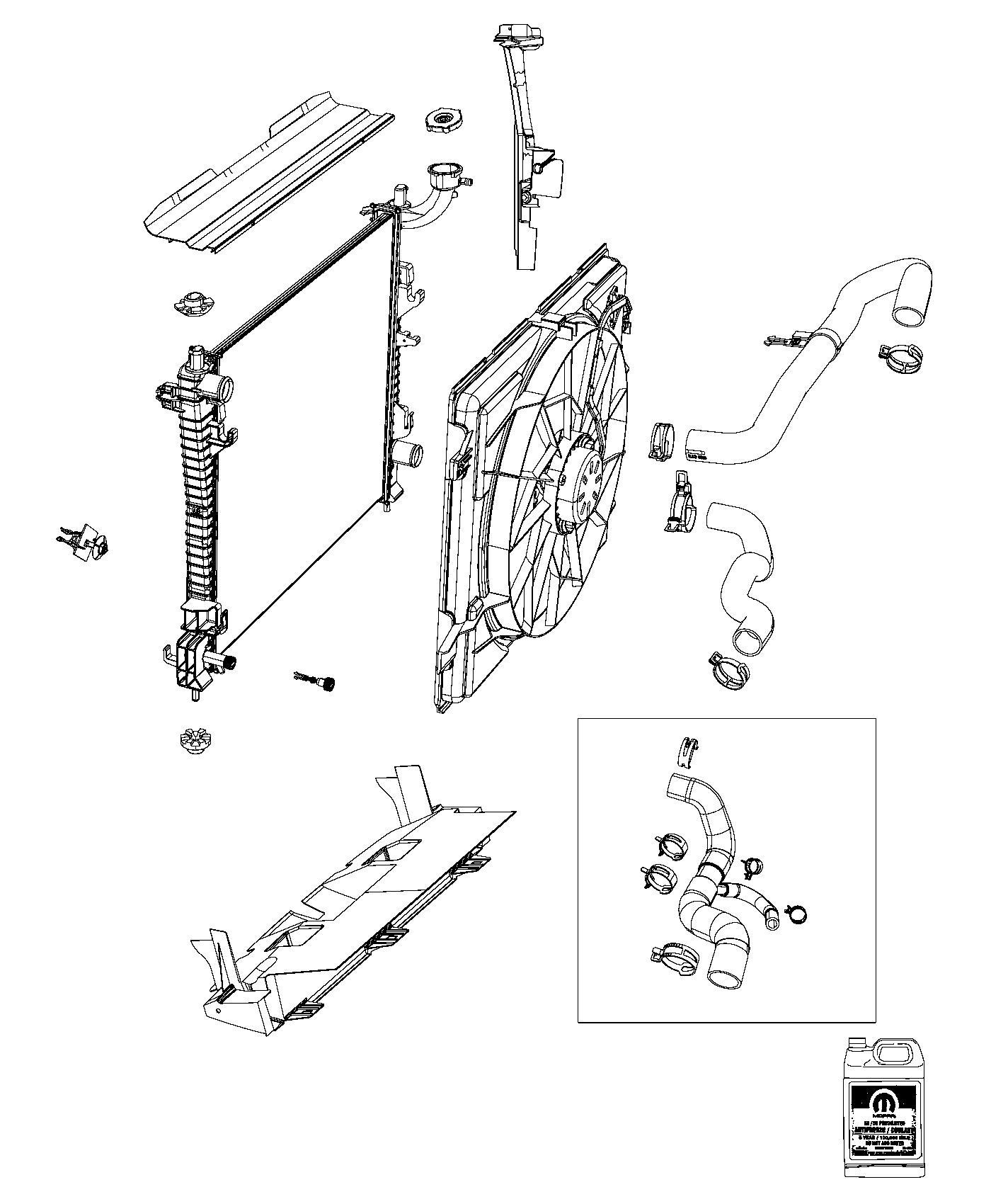 Jeep Wrangler Schematics