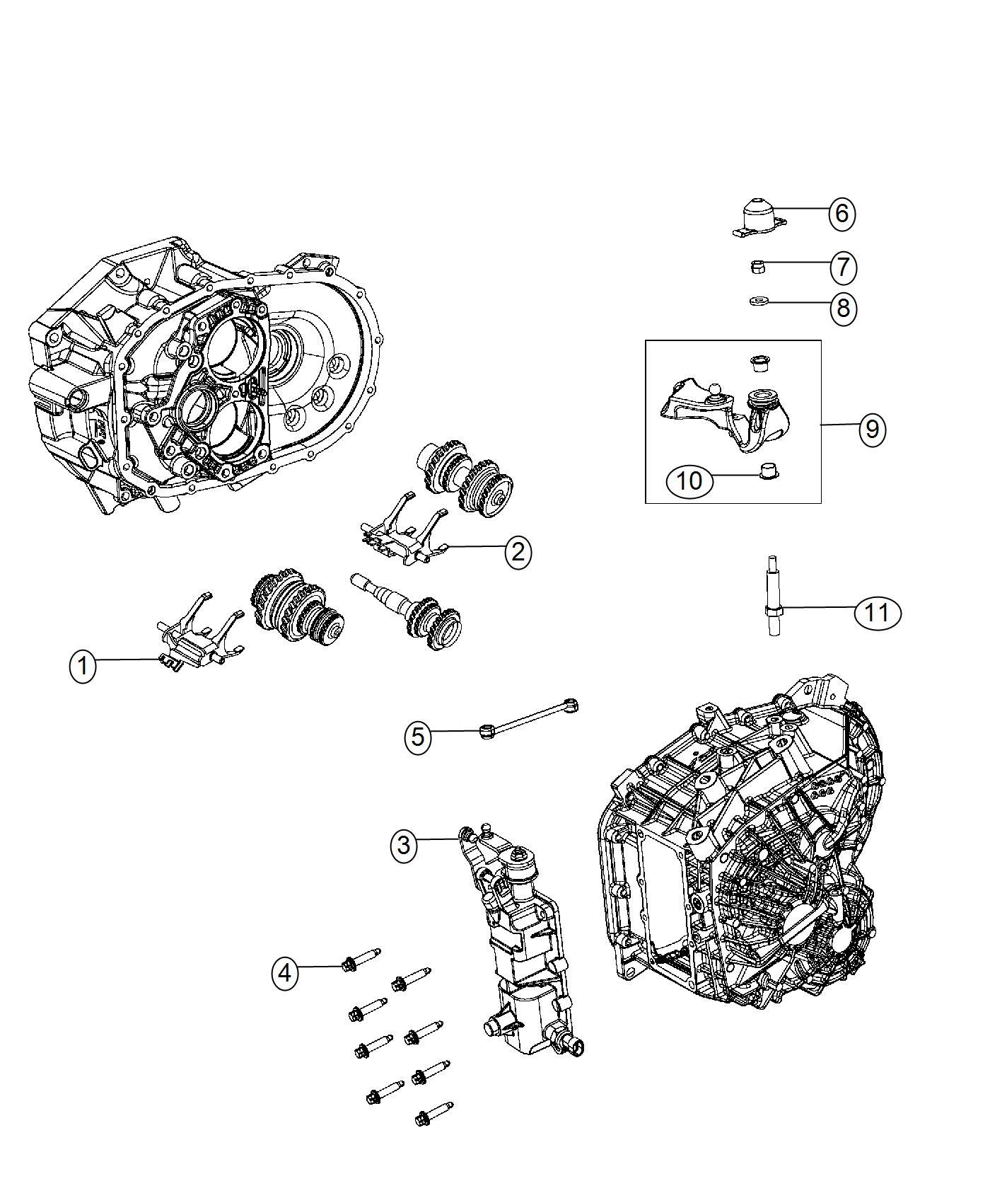 Jeep Renegade Rod Gear Shift Control 4 438 Final