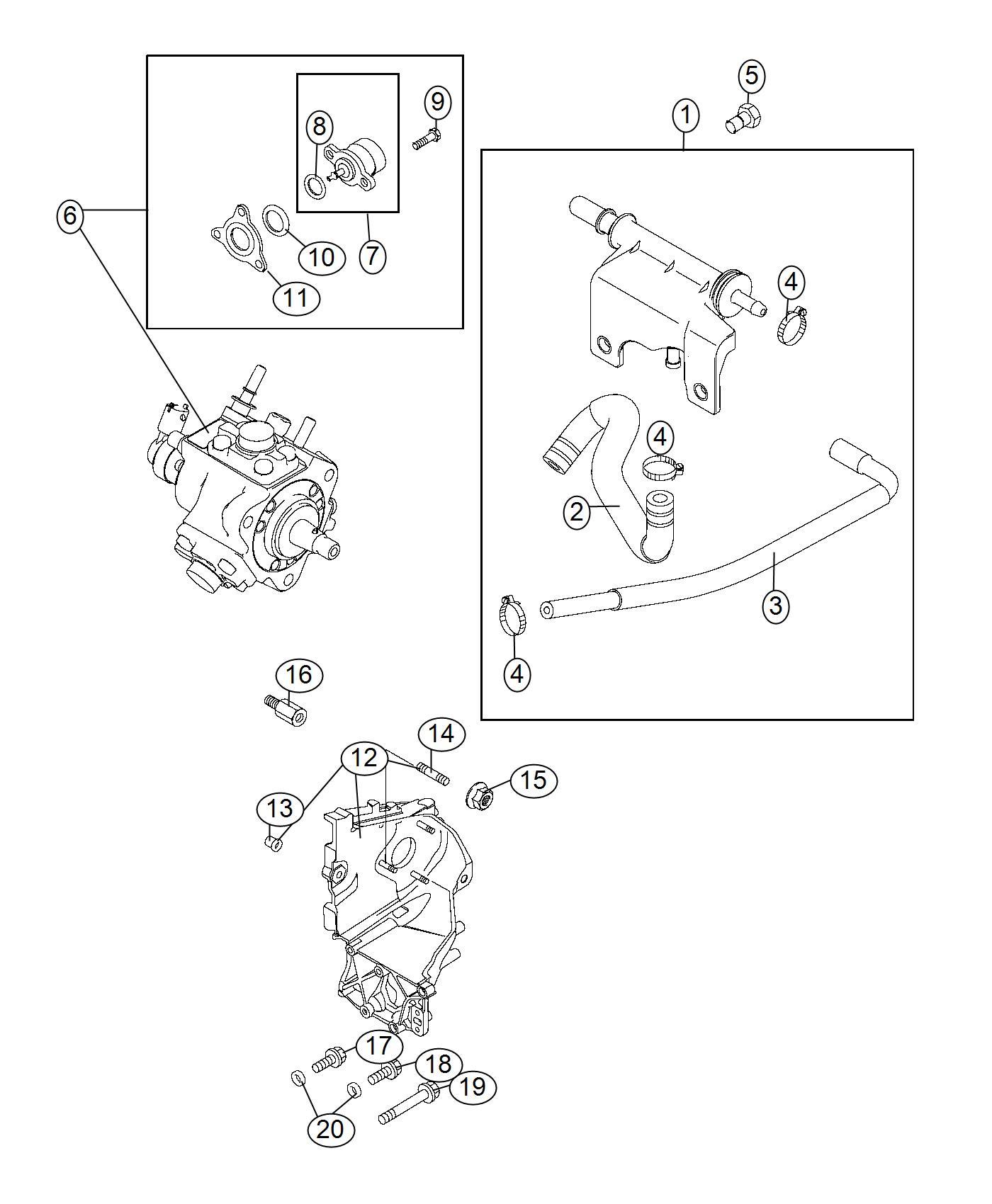 Injection Pump Diagram | Wiring Diagram Database
