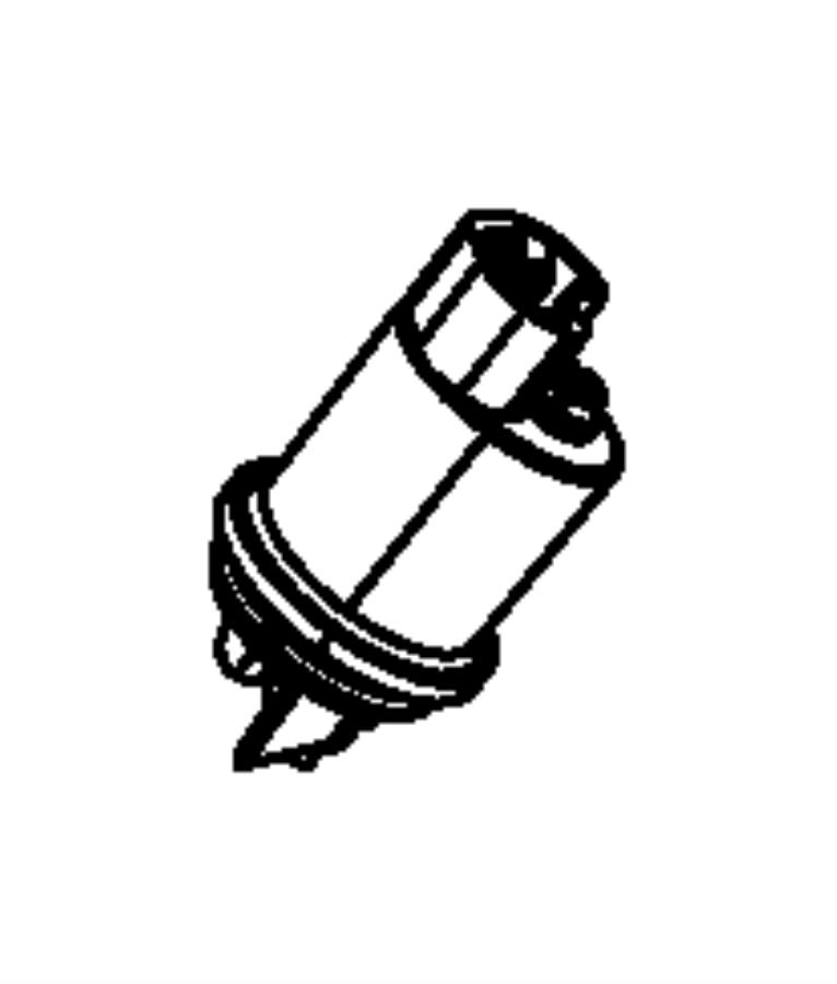 2015 Jeep Renegade Heater. Engine block. Canada. Cylinder
