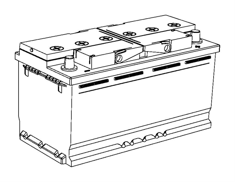 Jeep Grand Cherokee Battery. Storage. Us. Trim: [all trim
