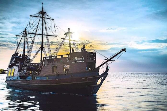 Cozumel Grand Pirate Ship Adventure | Jeep Riders Cozumel