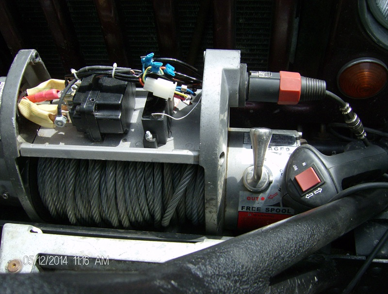 T Max Winch Wiring Diagram Atv