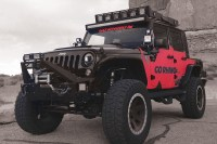 Modern Jeep Wrangler Roof Rack by Go Rhino + Off-Road ...