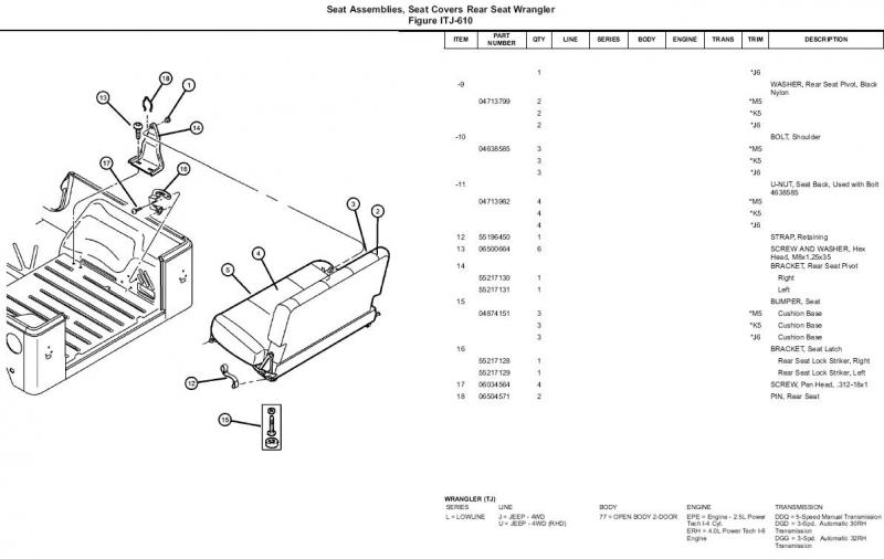 Jeep Unlimited Soft Top Parts Diagram. Jeep. Auto Wiring