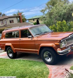 1983 jeep cherokee laredo 4x4 [ 1024 x 768 Pixel ]