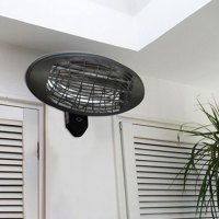 WALL MOUNTED 2000W ELECTRIC QUARTZ PATIO GARAGE HEATER | eBay