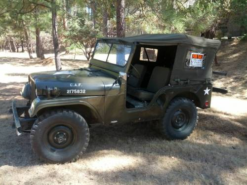 small resolution of 1954 m38a1 converted mariposa ca