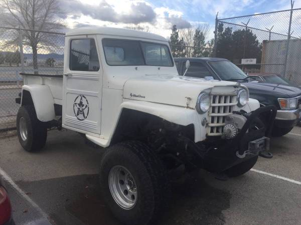 Craigslist Willys Pickup Truck - Year of Clean Water