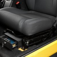 Jeep Lock Boxes & Storage Boxes
