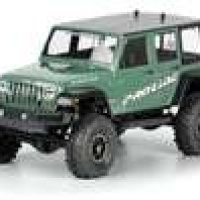 "Proline 333600 Jeep Wrangler Unlimited Rubicon Clear Body 12.3"" Wheelbase"