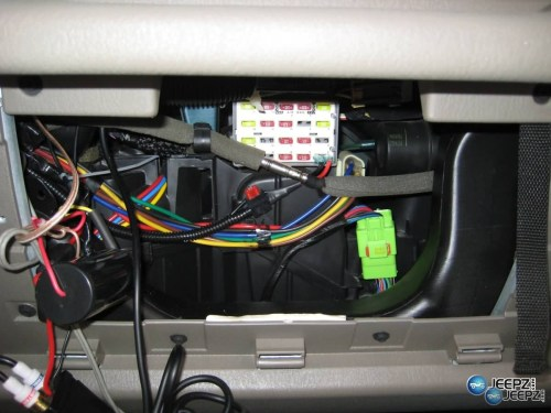 small resolution of radio install on a wrangler img 0367 jeep radio install jpg