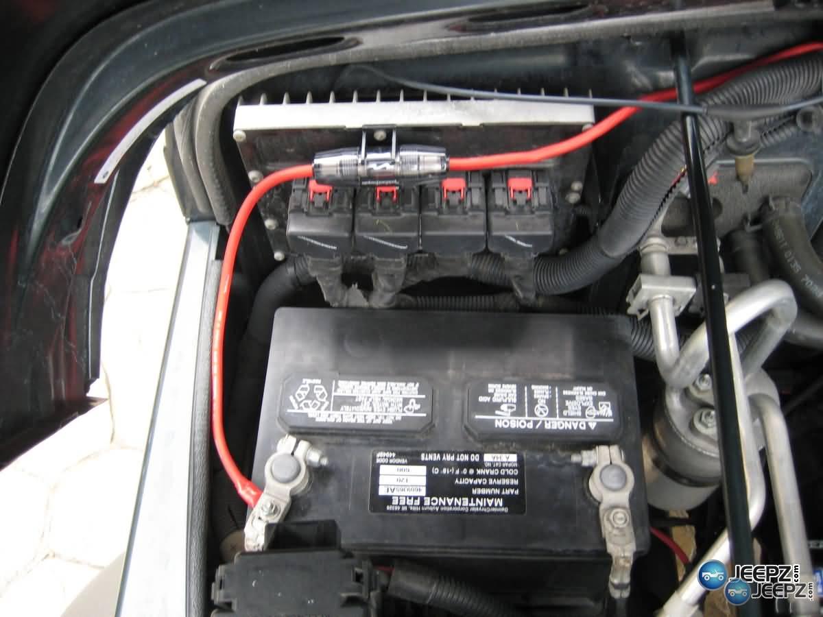 Radio Wiring Diagram 1995 Jeep Wrangler