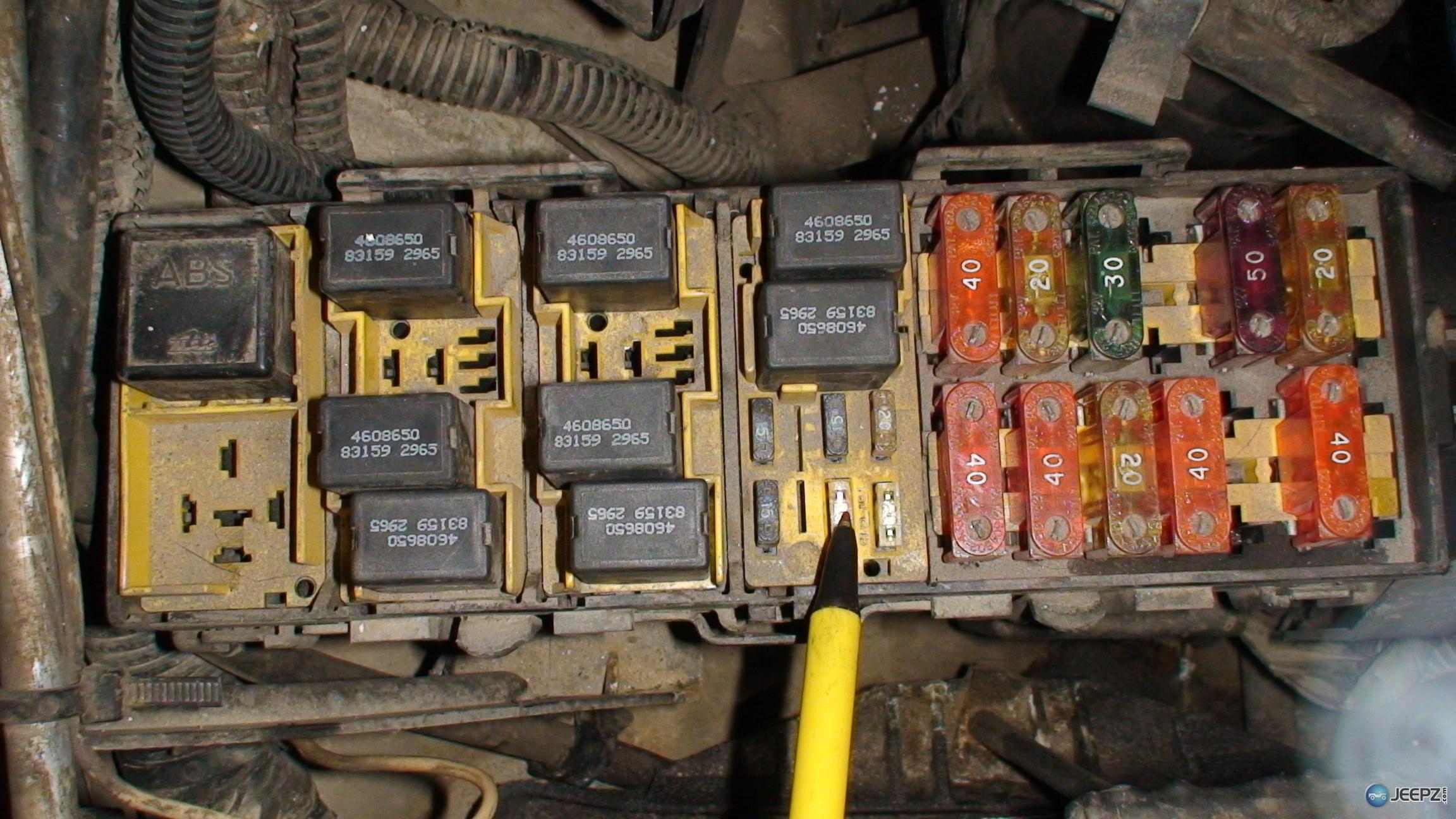 Hunter Pump Start Relay Wiring Diagram Pdc 20 Amp Fuse