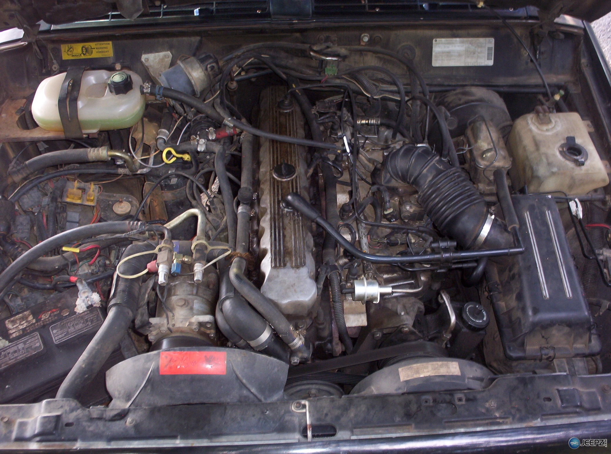 1988 Jeep Wrangler Vacuum Line Diagram In Addition 1989 Jeep Cherokee