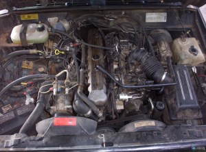 1989 Cherokee engine photos?