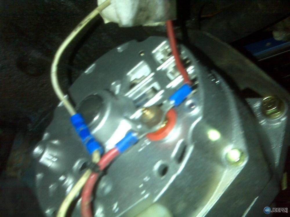 medium resolution of dead battery jeep quits new alternator img00050 jpg