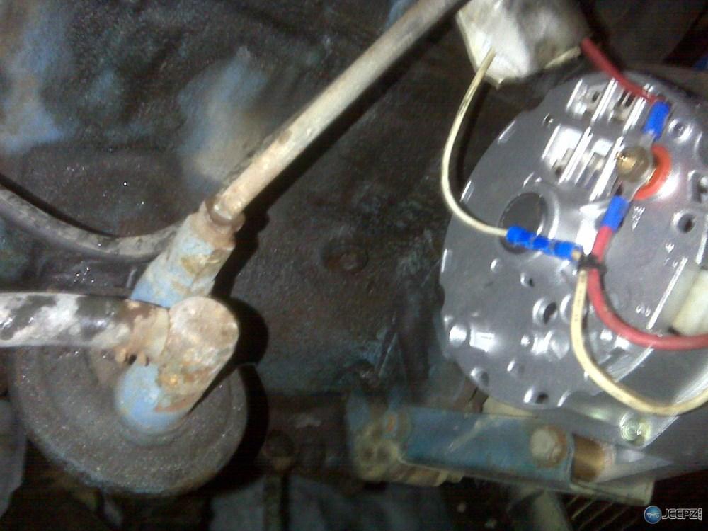 medium resolution of dead battery jeep quits new alternator img00053 jpg