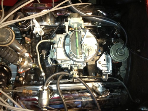 small resolution of 304 v8 fuel and vac lines underhood img 0390 jpg