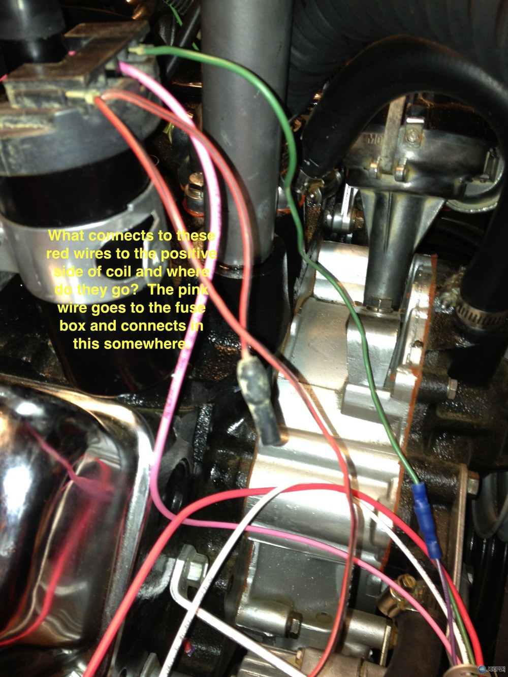 medium resolution of cj7 wiring harness diagram