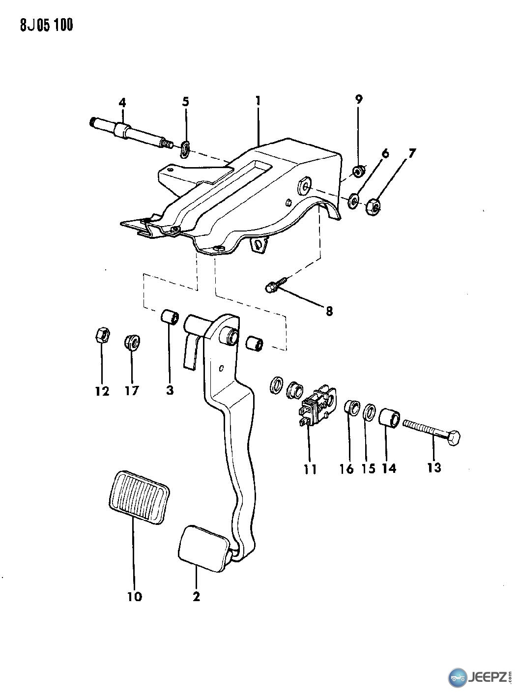 44452 brake booster push rod pedal help cj7 wiring diagram at w freeautoresponder index2 13399d1363202313enginenotstartingtachometersketch