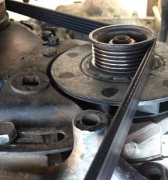 85 jeep cj7 california forgot how to put the alternator bracket on img 3899 1 [ 3264 x 2448 Pixel ]