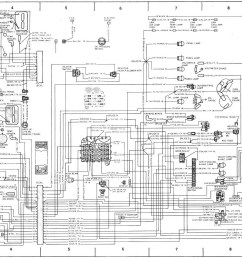 jeep cj 7 alternator gauge wiring diagram simple wiring schema jeep electrical wiring 77 jeep cj5 [ 2576 x 1110 Pixel ]