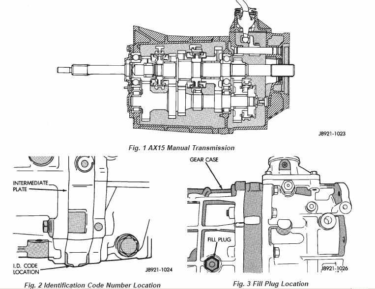 Tj Wrangler Transmission Diagram, Tj, Free Engine Image