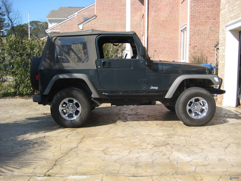 medium resolution of picture request 3 25 quot lifts with 31 quot tires img 2416 jeep lift jpg