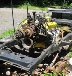 81 cj7 frame parts rusty rusty rusty jeep frame 004 jpg [ 3071 x 2303 Pixel ]