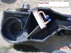 86 CJ7 Heater Core Leak