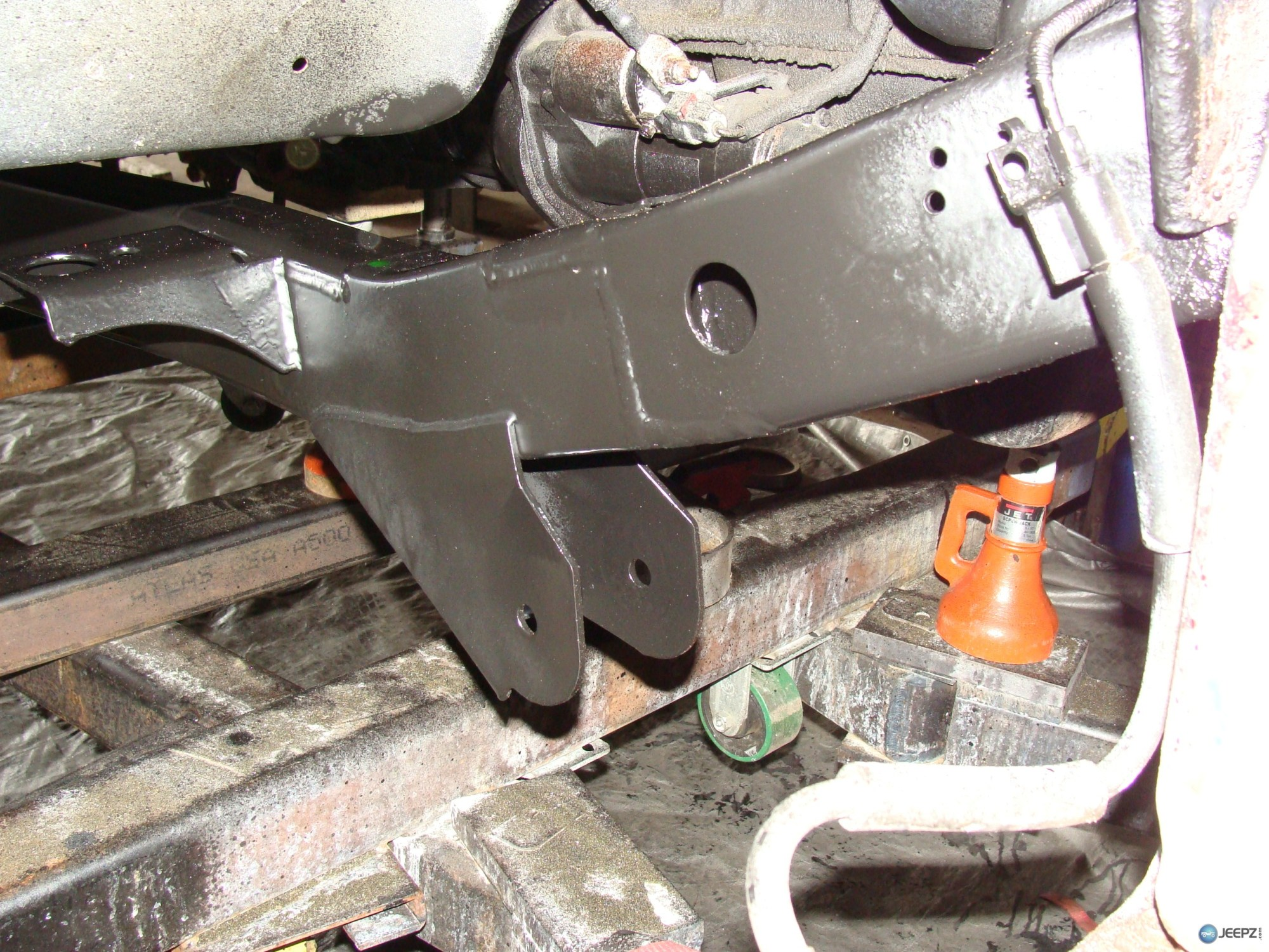 hight resolution of company that rebuilds quot rusted quot jeep tj frame rails etc
