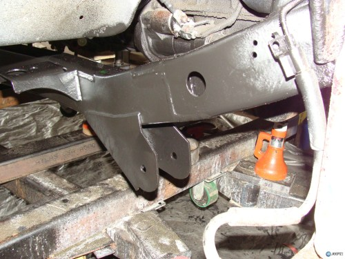 small resolution of company that rebuilds quot rusted quot jeep tj frame rails etc