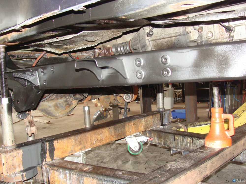 medium resolution of company that rebuilds quot rusted quot jeep tj frame rails etc