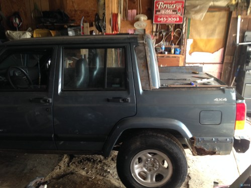 small resolution of 99 jeep xj chopped
